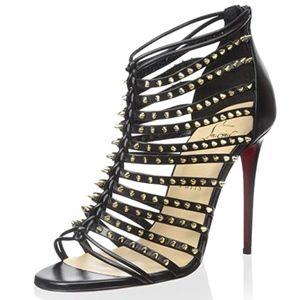 Christian Louboutin Shoes - Christian Louboutin Milla Clou Dress Heel